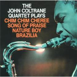 Cover John Coltrane - The John Coltrane Quartet Plays