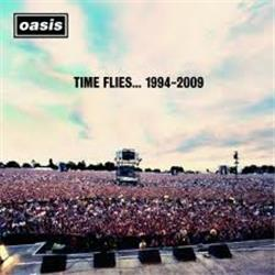 Cover Oasis - Time Flies 1994-2009