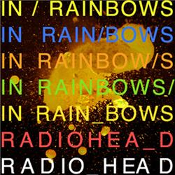 Cover Radiohead - In Rainbows (CD2)