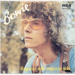 Cover David Bowie - Rare