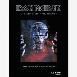 Cover Iron Maiden - Visions Of The Beast