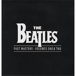Cover The Beatles - Past Masters - Volumes One & Two