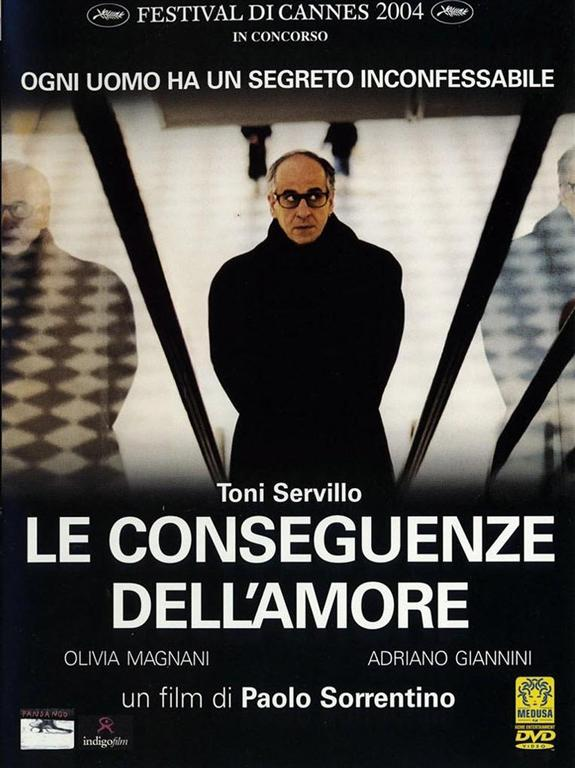 Cover di Le Conseguenze Dell'Amore