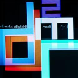 Cover Depeche Mode - Remixes 2: 81–11