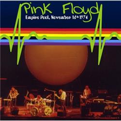 Cover Pink Floyd - Empire Pool, November 16th 1974