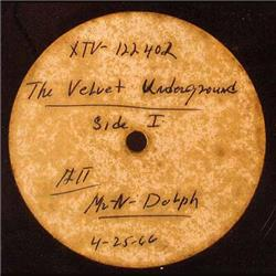 Cover The Velvet Underground - The Norman Dolph Acetate