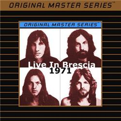 Cover Pink Floyd - Live in Brescia 19-06-1971