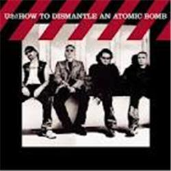Cover U2 - How dismantle an atomic bomb