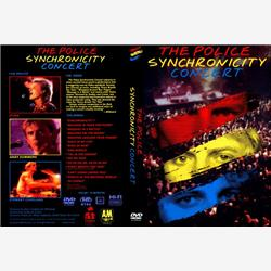 Cover The Police - Synchronicity Concert