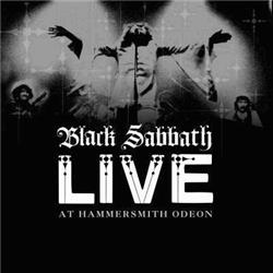 Cover Black Sabbath - Live at Hammersmith Odeon