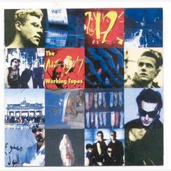 Cover U2 - The Working Tapes of Achtung Baby