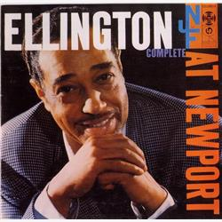 Cover Duke Ellington & His Orchestra - Ellington at Newport