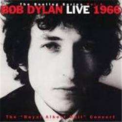 "Cover Bob Dylan - Bob Dylan live 1966 (The ""Royal Albert Hall"" Concert)"