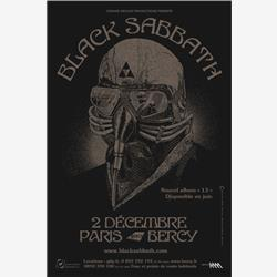 Cover Black Sabbath - 2 dicembre 2013, Bercy, Parigi