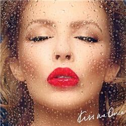 Cover Kylie Minogue - KISS ME ONCE