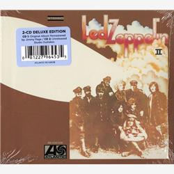 Cover Led Zeppelin - Led Zeppelin II [Remastered & Extended 2CD Edition]