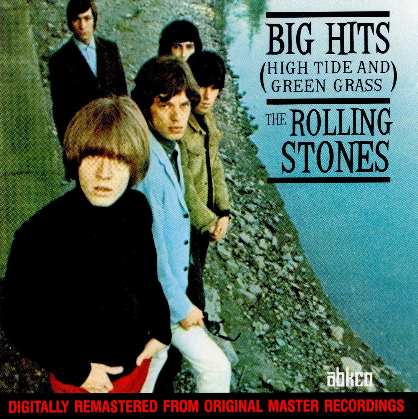The Rolling Stones -Big Hits (High Tide And Green Grass)