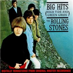 Cover The Rolling Stones - Big Hits (High Tide And Green Grass)