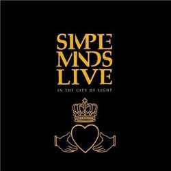 Cover Simple Minds - Live - In the City of Light