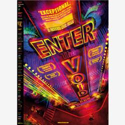 Cover di Enter The Void