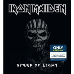 Cover Iron Maiden - Speed of Light