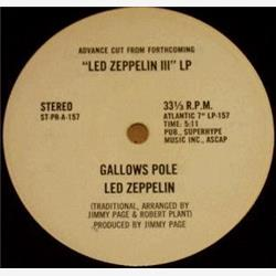 Cover Led Zeppelin - Gallows Pole