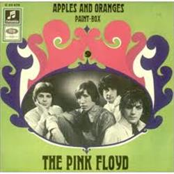 Cover Pink Floyd - Apples and oranges