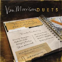 Cover Van Morrison - Duets: Re-working The Catalogue