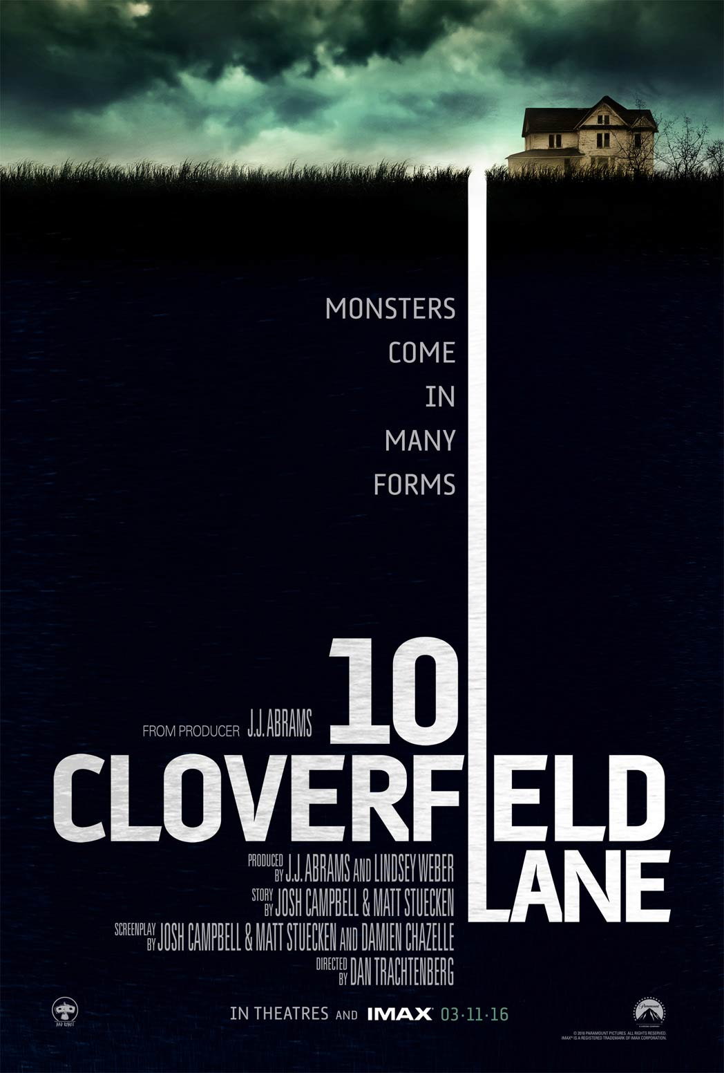 Cover di 10 Cloverfield Lane