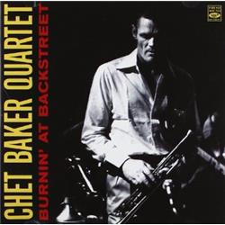 Cover Chet Baker - Burnin' at Backstreet