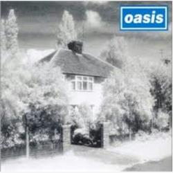 Cover Oasis - Live Forever
