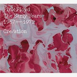 Cover Pink Floyd - The Early Years 1967–1972 Cre/ation