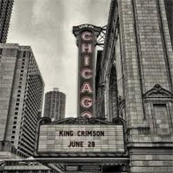 Cover King Crimson - Live in Chicago