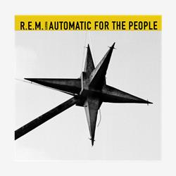 Cover R.E.M. - Automatic For The People (25th Anniversary Edition)