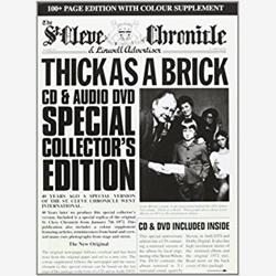 Cover Jethro Tull - Thick As A Brick - CD & Audio DVD Special Collector's Edition