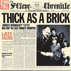 Cover Jethro Tull - Thick As A Brick - Late Extra