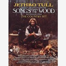 Cover Jethro Tull - Songs From The Wood - 40th Anniversary Edition 'The Country Set'