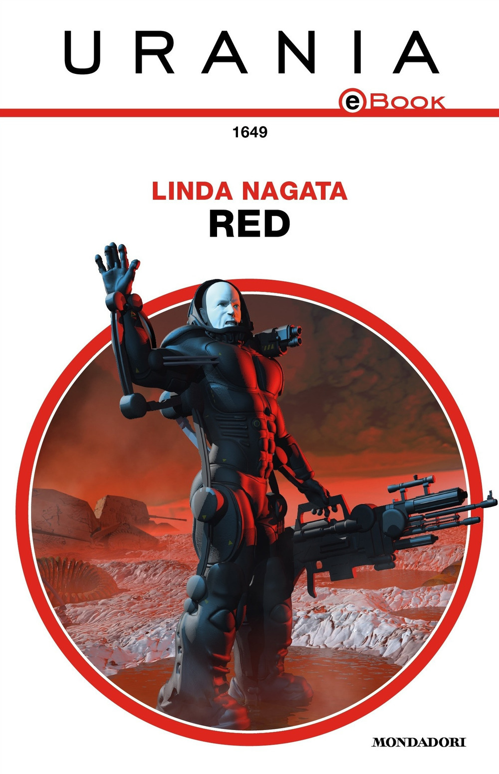 Cover di The Red: The First Light