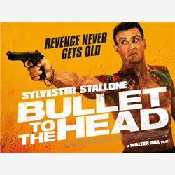 Cover di Bullet to the Head