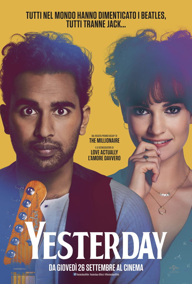 Cover di Yesterday