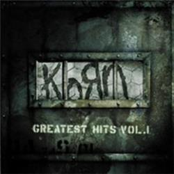 Cover Korn - Greatest Hits Vol.1
