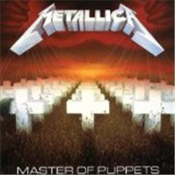 Cover Metallica - Master of Puppets