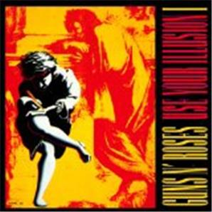 Cover Guns N' Roses - Use Your Illusion I