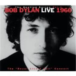 "Cover Bob Dylan - The Bootleg Series, Volume 4: Live 1966: The ""Royal Albert Hall"" Concert"