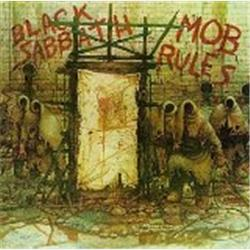 Cover Black Sabbath - Mob Rules
