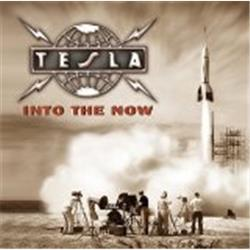 Cover Tesla - Into the Now