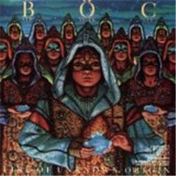 Cover Blue Öyster Cult - Fire of Unknown Origin