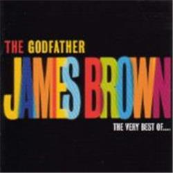 Cover James Brown - The Godfather: The Very Best of James Brown