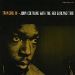 Cover John Coltrane - Traneing In