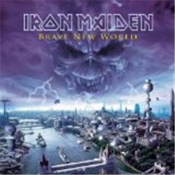 Cover Iron Maiden - Brave New World